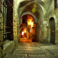 Jerusalem Night Walk