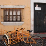 Bicycle in Antigua