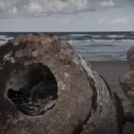 Leftovers @ Caesarea Beach
