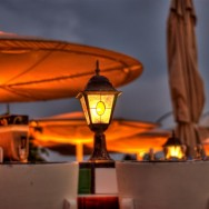 Bar @ Tel Aviv Harbor , HDR