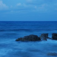 Evening Ocean at Isla Mujeres